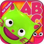 EduKitty ABC-针对儿童的英文学习游戏