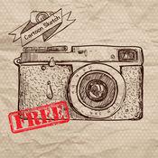 卡通素描相机 - 免费