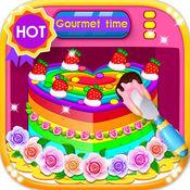 美味甜品沙龙 - 儿童做饭食物制作游戏 1