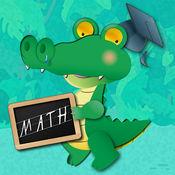 Croco Math. 数学. 你的数学老师是一可爱鳄鱼! 2