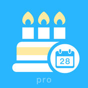 生日助手专业版-提前预告,生日纪念日提醒,鲜花贺卡蛋糕任你挑