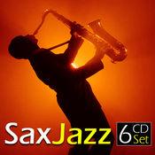 [6 CD] 情迷萨克斯 Saxophone - Blues Rhythm 2017