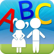 魔法英语字母表 - 学习ABC字母,声音和幼儿服饰