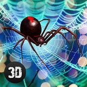 黑寡妇昆虫蜘蛛生命模拟器