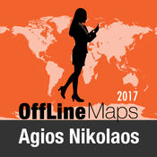 Agios Nikolaos 离线地图和旅行指南