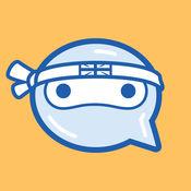 English Ninjas - 通过与本土指导教师进行聊天和交谈来学习/练习英语