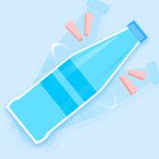 开心扔瓶子 - 物理模拟休闲小游戏 1