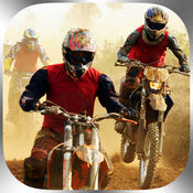 摩托车自行车拉力赛追逐: 免费好玩的极限越野赛车3D游戏