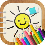 涂鸦 图板 为孩子 - Doodle Drawing Board for Kids 1.1