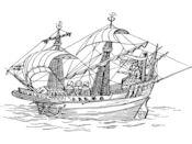 小船贴纸 2