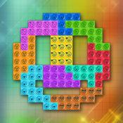 匹配 块 拼图 - 测试 你的 智力 技能 与 表情 符号 游戏