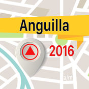 安圭拉 离线地图导航和指南