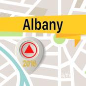 奥尔巴尼 离线地图导航和指南 1