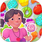 糖果比赛:蛋糕和饼干