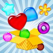 糖果花园--十字消糖果 1