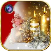 圣诞 照片 混合 - 最好的 图片 编辑器 1