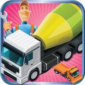 打造我的卡车和修复它 - 让 - 维修车辆在这家汽车制造商的游戏小技工