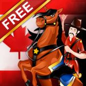 骑警马匹训练:敏捷测试赛车场 - 免费 1