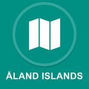 奥兰群岛 : 离线GPS导航