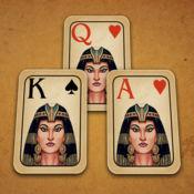 纸牌游戏:金字塔接龙