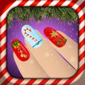 圣诞时尚指甲游戏 1