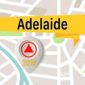 阿德莱德 离线地图导航和指南 1