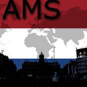 阿姆斯特丹地图 8