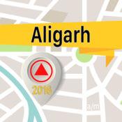 Aligarh 离线地图导航和指南