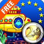 Euro€(Free): Coin Math for kids宝宝学欧元