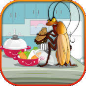 昆虫塔菲克控制 - 美眉的小虫子挑战 1