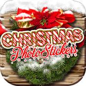 圣诞 照片 编辑 2016年 - 圣诞 老人 相片 剪辑 相机 贴纸 自由