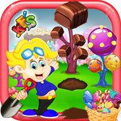 糖果梦园 - 农场巧克力糖果和这个孩子的幻想游戏 1