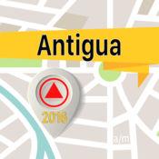 安地卡島 离线地图导航和指南