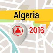 阿尔及利亚 离线地图导航和指南 1