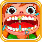牙醫遊戲的孩子 - 有趣的兒童遊戲免費 1