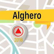 Alghero 离线地图导航和指南 1