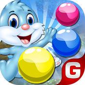 复活节兔子泡沫射击比赛3场比赛 1