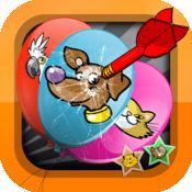 愉快的宠物气球流行音乐 FREE-小动物面孔疾风难题比赛冒险