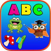 ABC第一语词汇 - 着色书游戏 1.0.0