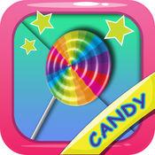 Candy Miam Miam - 益智游戏 - 赛四场比赛