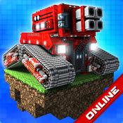 像素车OL  - Blocky Cars Online 6.1.2