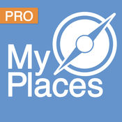 我的地点 Pro:保存您喜欢的各个地点