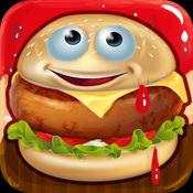 汉堡制造商 - 快餐烹饪发烧和厨房冒险游戏 1.0.2