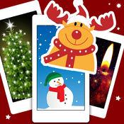 背景 图像 - 聖誕: 壁纸