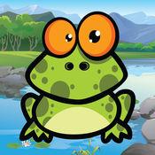 青蛙跳游戏