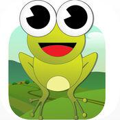 青蛙跳跃类游戏