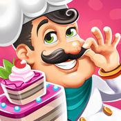 蛋糕店:为女孩制作和烘焙游戏