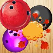 保龄球比赛之谜 - 对齐球赢销 - 免费版