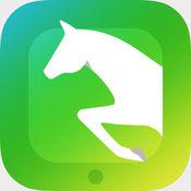 JBIS for Tablet 無料の競走馬せり市場の上場予定馬名簿 1.