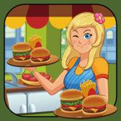 美女汉堡发烧友 - 儿童学烹饪游戏